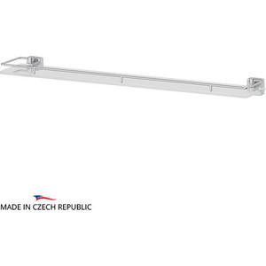Полка стеклянная FBS Esperado 70 см, хром (ESP 017)