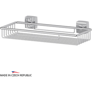 Полка-решетка FBS Esperado 30 см, хром (ESP 049)
