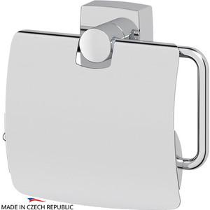 Держатель туалетной бумаги FBS Esperado с крышкой, хром (ESP 055)