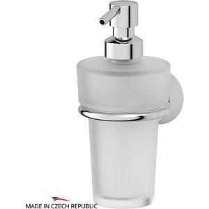 Дозатор для жидкого мыла FBS Vizovice хром (VIZ 009) дозатор жидкого мыла fbs vizovice viz 011