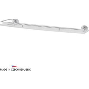 Полка стеклянная FBS Vizovice 60 см, хром (VIZ 016)