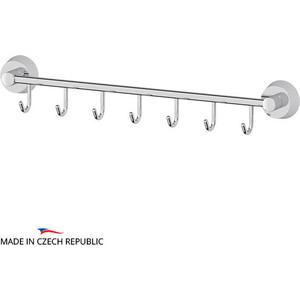 Планка с 7 крючками FBS Vizovice 40 см, хром (VIZ 028) стоимость