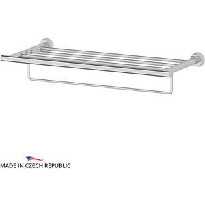 Полка для полотенец FBS Vizovice 60 см, хром (VIZ 042)