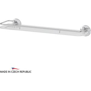 Полка стеклянная FBS Standard 50 см, хром (STA 015)