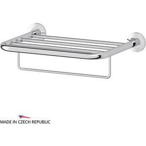 Полка для полотенец FBS Standard 40 см, хром (STA 040) полка для полотенец 70 см fbs standard хром sta 043