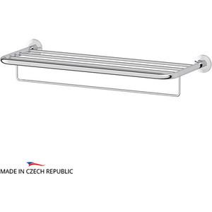 Полка для полотенец FBS Standard 70 см, хром (STA 043)