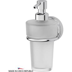 Дозатор для жидкого мыла FBS Ellea хром (ELL 009)