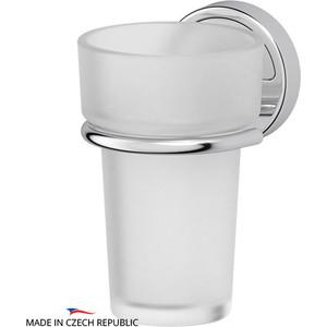 Стакан для ванны FBS Luxia хром (LUX 006) стоимость