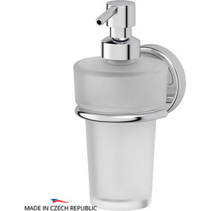 Дозатор для жидкого мыла FBS Luxia хром (LUX 009)