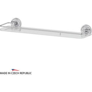 Полка стеклянная FBS Luxia 50 см, хром (LUX 015)