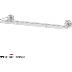 Полка стеклянная FBS Luxia 60 см, хром (LUX 016)