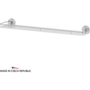 Полка стеклянная FBS Luxia 70 см, хром (LUX 017)