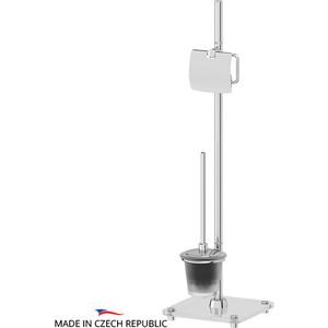 Стойка для туалета FBS Universal хром (UNI 309)