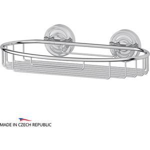 Полка-решетка Ellux Elegance 30 см хром (ELE 014)