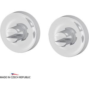 Запасные держатели стеклянной полки Ellux Elegance хром (ELE 033) цена и фото