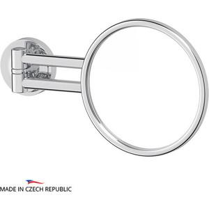 Зеркало косметическое Ellux Elegance хром (ELE 058)