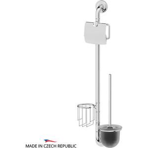 Стойка для туалета Ellux Elegance хром (ELE 075)