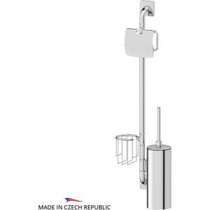 Стойка для туалета Ellux Avantgarde хром (AVA 078)