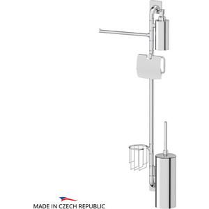 Стойка для туалета и биде Ellux Avantgarde хром (AVA 079)