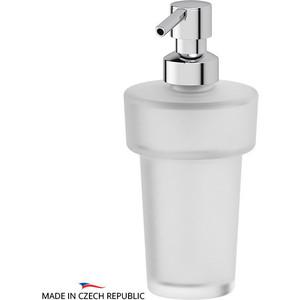 Дозатор для жидкого мыла Ellux матовый хрусталь (ELU 004)