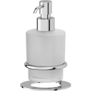 Дозатор для жидкого мыла Artwelle Universell хром (AWE 003) дозатор жидкого мыла настольный artwelle universell awe 006