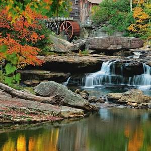 Фотообои W+G Grist Mill 4 части 183x254 см (00437WG)