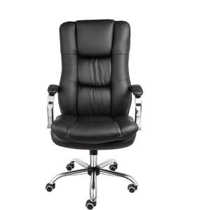 Кресло Алвест AV 123 CH (04) СХ экокожа 223 черная кресло алвест av 113 ch 682 sl mk экокожа 223 черная