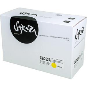 Картридж Sakura CE252A цена