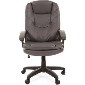 Офисное кресло Chairman 668 LT экопремиум серый офисное кресло chairman 289 серый