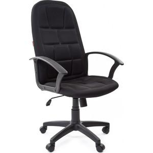 Офисное кресло Chairman 737 TW-11 черный цена и фото