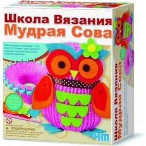 4M Школа вязания Мудрая Сова (00-02764)