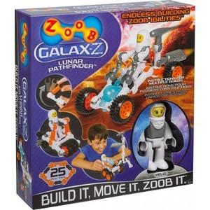 Конструктор Zoob Galax-z Lunar Pathfinder (160210-3) zoob подвижный конструктор на 35 деталей zoob 11035