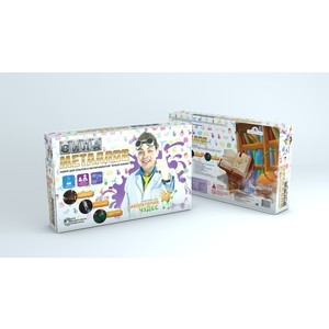 Игровой набор Инновации для детей Сила металлов (824) игровой набор инновации для детей цветные червяки 817