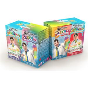 Игровой набор Инновации для детей Цветные червяки и лизуны (827)
