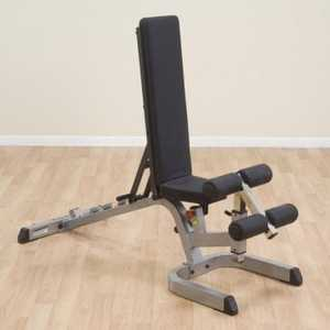 Скамья тренировочная Body Solid GFID-71 фото