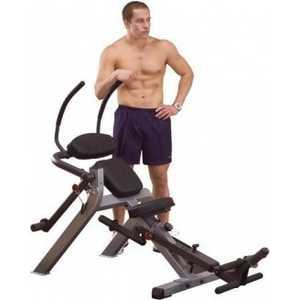 Тренажер для мышц брюшного пресса и спины Body Solid GAB-300 фото