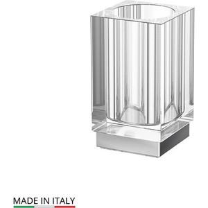 Стакан для ванны Lineag Tiffany UN хром (TIF 016)