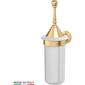 Ерш настенный 3SC Stilmar матовое золото (STI 324) туалетный ерш с крышкой напольный 3sc stilmar sti 530