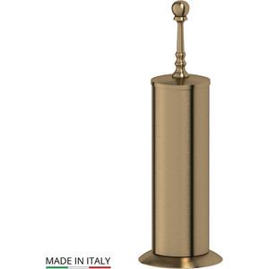 Ерш металлический напольный 3SC Stilmar UN античная бронза (STI 530) туалетный ерш с крышкой напольный 3sc stilmar sti 530