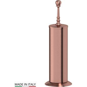 Ерш металлический напольный 3SC Stilmar UN античная медь (STI 630) туалетный ерш с крышкой напольный 3sc stilmar sti 530