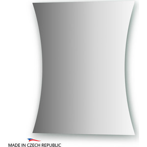 Зеркало поворотное FBS Prima 50/40х60 см, со шлифованной кромкой, вертикальное или горизонтальное (CZ 0142) зеркало fbs prima 50х60 см со шлифованной кромкой вертикальное или горизонтальное cz 0116
