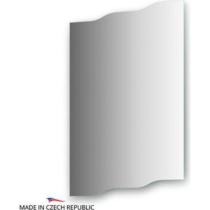 Зеркало FBS Prima 50х80 см, со шлифованной кромкой (CZ 0145) зеркало fbs prima 50х60 см со шлифованной кромкой вертикальное или горизонтальное cz 0116