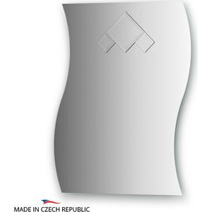 Зеркало FBS Decora 50x65 см, с фацетом 10 мм, вертикальное или горизонтальное (CZ 0805) цена