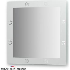 цена Зеркало FBS Artistica 70х70 см, с орнаментом - галактика (CZ 0708)
