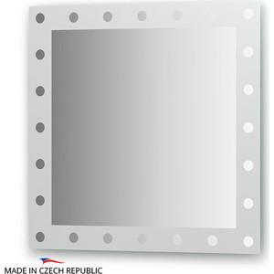 Зеркало FBS Artistica 70х70 см, с орнаментом - жемчуг (CZ 0713)