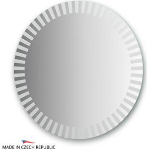 Зеркало FBS Artistica D80 см, с орнаментом - домино (CZ 0720) стол mariott d80 х 74 см