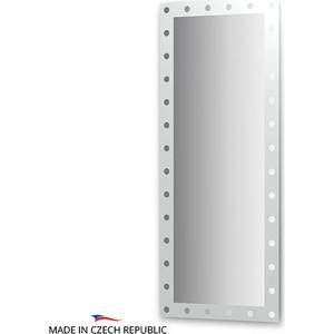 Зеркало поворотное FBS Artistica 60х150 см, с орнаментом - жемчуг, вертикальное или горизонтальное (CZ 0731)
