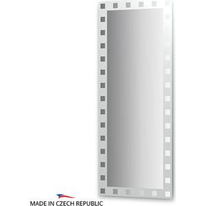 Зеркало поворотное FBS Artistica 60х150 см, с орнаментом - квадро, вертикальное или горизонтальное (CZ 0742) фото