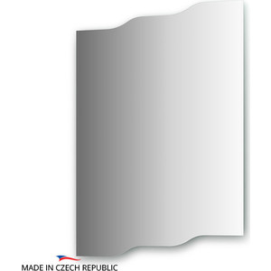 Зеркало FBS Practica 70x100 см, с частичным фацетом 10 мм (CZ 0432)