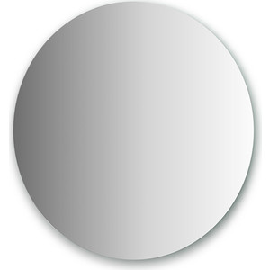 Зеркало Evoform Primary D80 см, со шлифованной кромкой (BY 0044) зеркало evoform primary 30х40 см со шлифованной кромкой by 0062